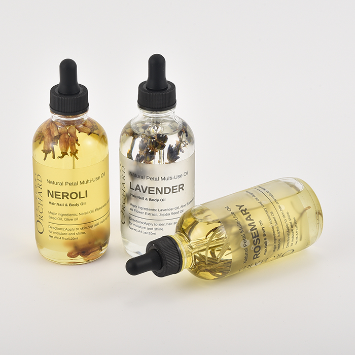 100% чистое натуральное переносящее масло, многофункциональное эфирное масло лаванды