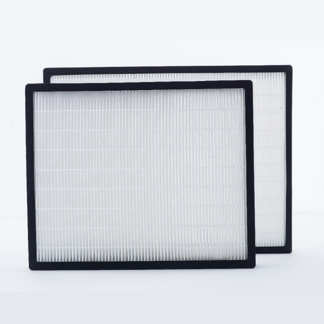 H11-H14 Efficiency and Light Weight H13 air filter