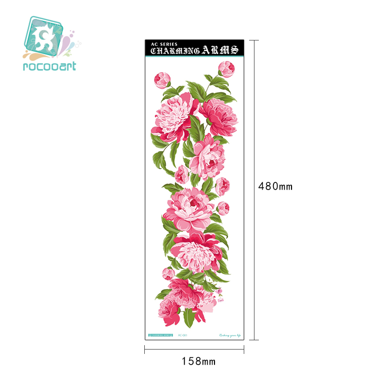 Wholesale Body Tattoo Manufacturer of Waterproof Supper Large Fake Full Arm Sleeve Temporary Tattoo Design Sticker For Men