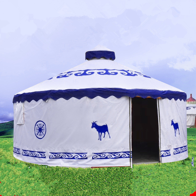 China Prefab Mongolian Yurt Dome House View Mongolian Yurt Tent Tigerspring Product Details From Wuhan Tigerspring Trade Co Ltd On Alibaba Com