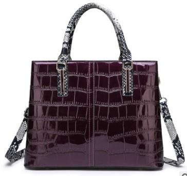 2019 роскошные женские сумки из крокодиловой кожи, дизайнерские женские сумки через плечо, женская сумка через плечо, высокое качество, сумка-...(Китай)