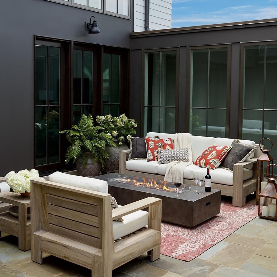 Высококачественная садовая мебель, продажа дивана из тикового дерева