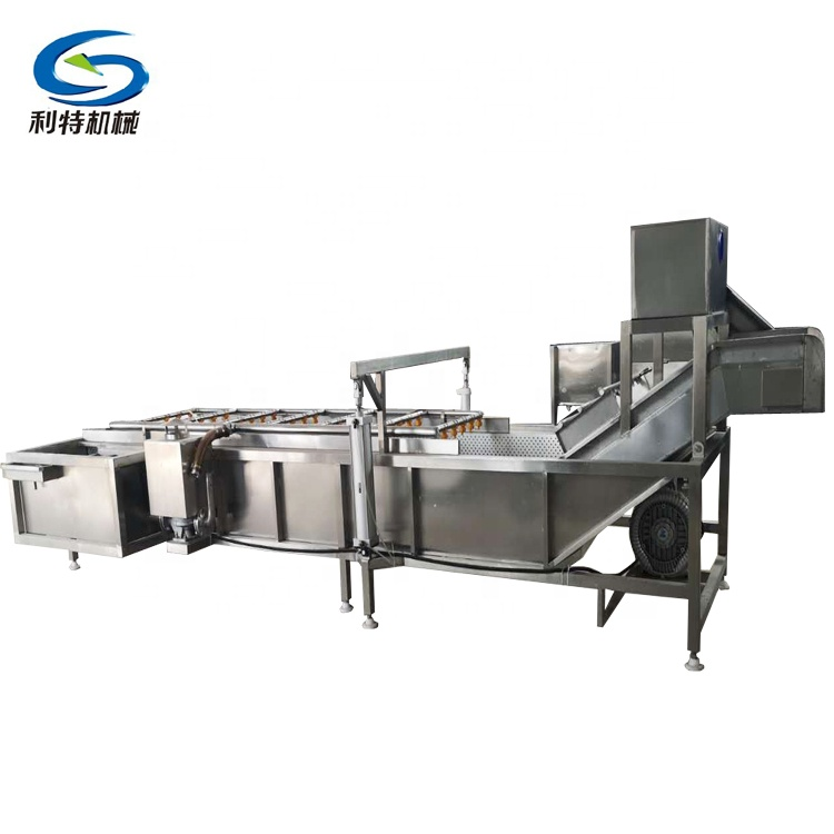 Electricity automatic high quality fish cleaning machine squid factory direct sales