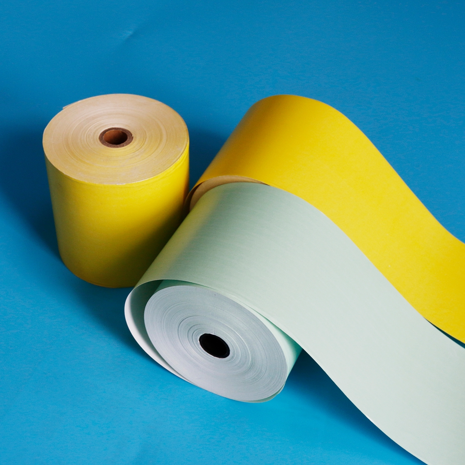 Carbonless NCR Printing Paper Continuous Computer Printing Paper
