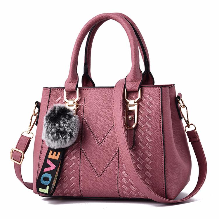 حقائب يد نسائية فاخرة ماركة مشهورة كبيرة مصنوعة من الجلد بتصميم عتيق