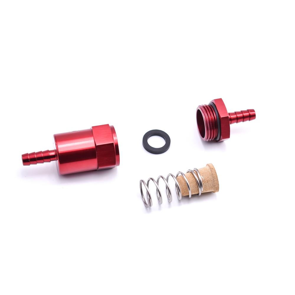 Модификация автомобиля, фитинг для труб из алюминиевого сплава, шланг, шип, заготовка топливного фильтра