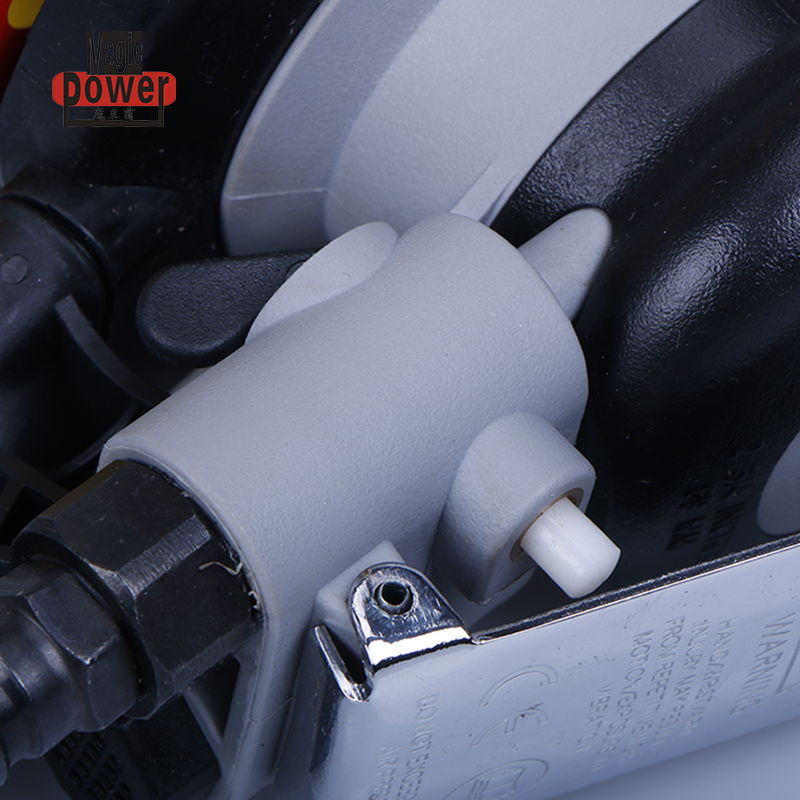 5 Inch orbital paint sander for auto dust free sanding machine