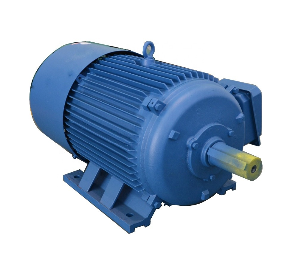 22kw 30kw 37kw YZP Series Lifting motor 1000rpm 6 poles 3ph induction AC Motor