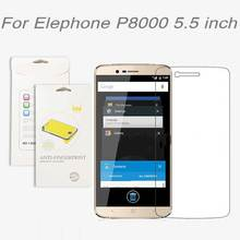For Elephone P8000 5.5 inch,3pcs/lot High Clear LCD Screen Protector Film Screen Protective Film Screen Guard For Elephone P8000