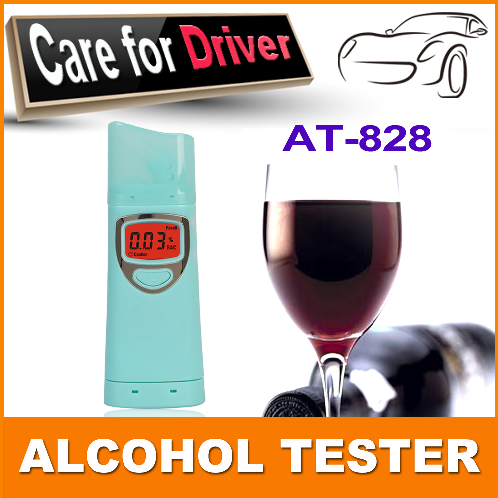 Фабрика патент питания новый цифровой тестер спирта с красной подсветкой алкоголя алкотестер тестер спирта дыхания бесплатная доставка