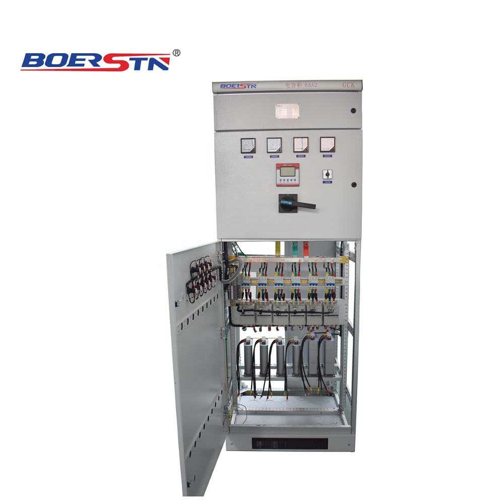 Low Voltage Capacitor Banks 140 Kvar With Automatic Reactive Power Controller Regulator View Low Voltage Capacitor Banks Boerstn Product Details From Boerstn Electric Co Ltd On Alibaba Com
