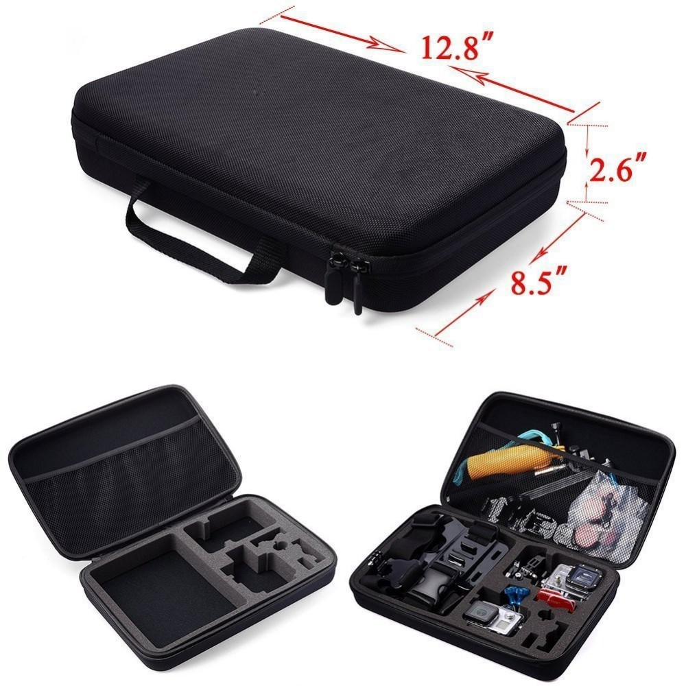 New Gopro Accessories Kit Floating Handle Grip Tripod