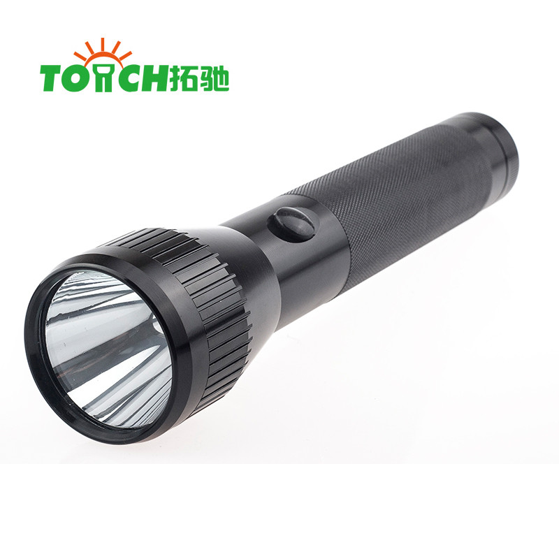 Led Big Torch Flashlight High Power Rechargeable Waterproof Tactical Flashlight Emergency Torch Lumen or OEM LED Super Bright 90