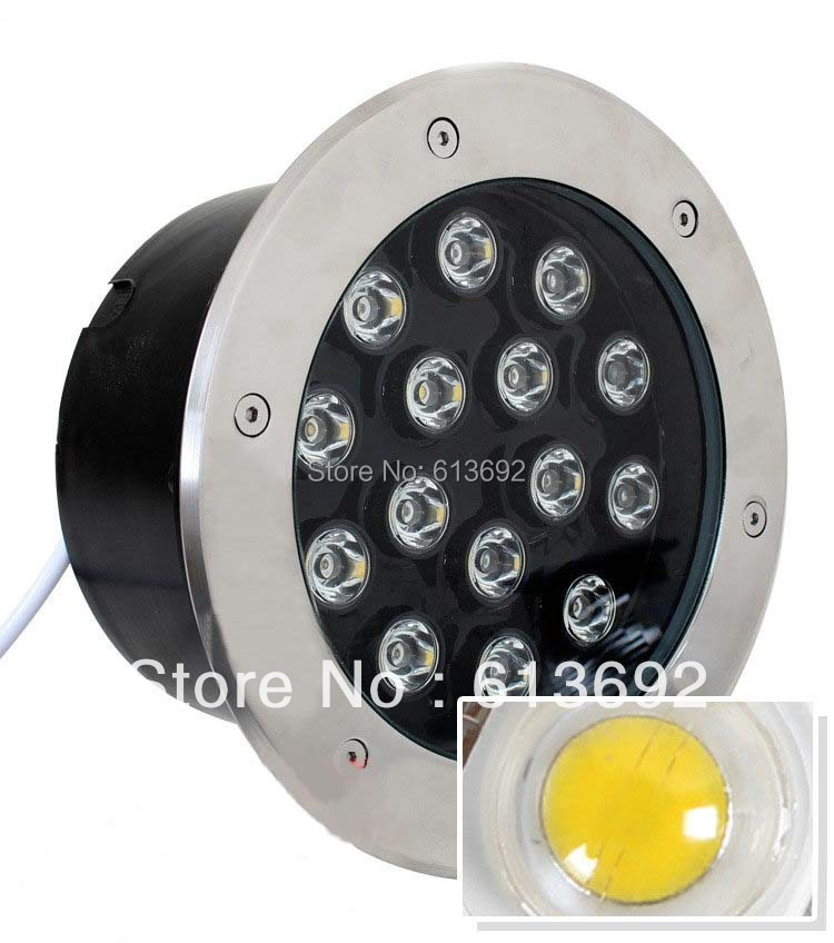 Waterproof Ip67 24v Rgb Color Changing 15x1w 15w Led