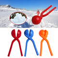 New 1Pc Children Kids Winter Snow Ball Maker Mold Tool Snowball Fight Outdoor Sport Tool Toy