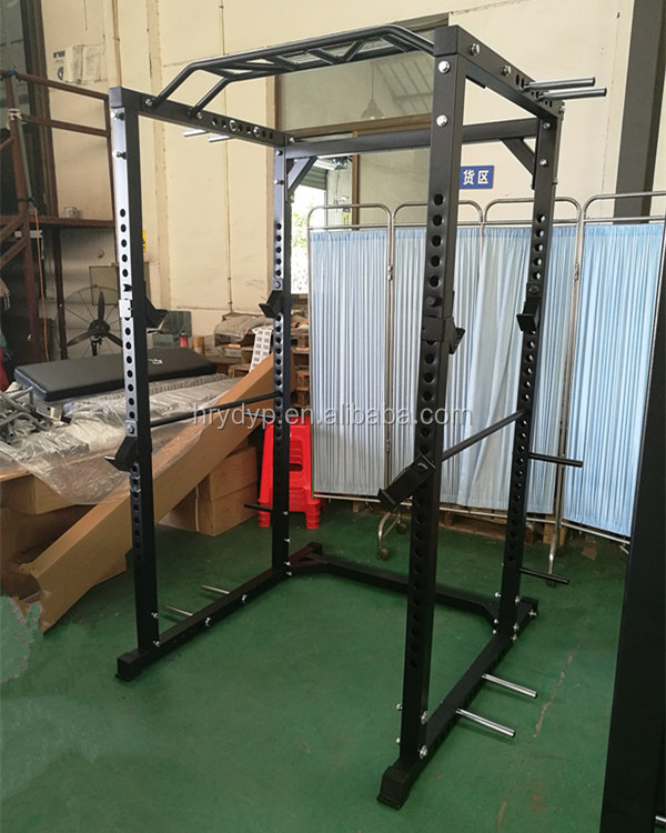 smith machine barbell squat rack for fitness gym display HRWR69