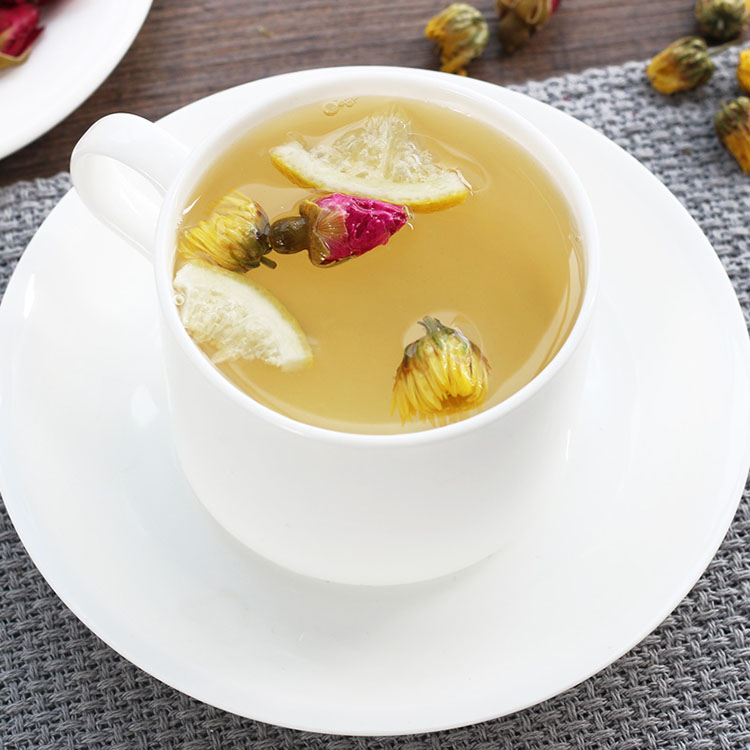Best Selling Chinese Lemon Slice Rose Chrysanthemum Tea - 4uTea | 4uTea.com
