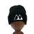 knitted Wool worm cap hats Custom Embroidered Logo Warm Beanie Hat Cap in Winter hats for kids and adult