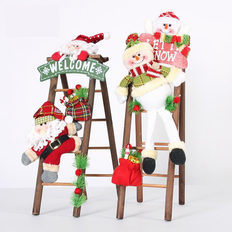 Decorative Christmas Tree Ladder