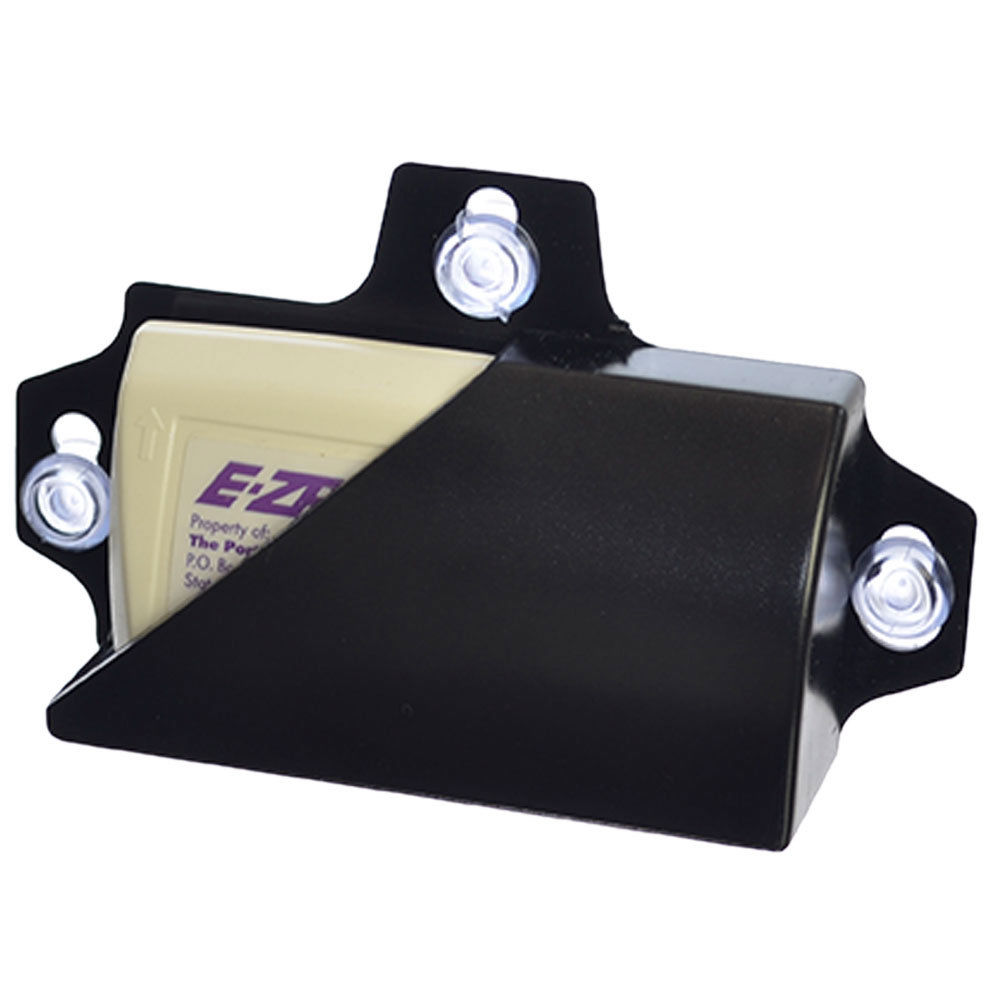 MINI Toll Pass Holder Electronic Pass Clip Electronic Toll Tag Holder For The NEW Small Size EZPass IZoom