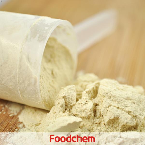 उच्च गुणवत्ता सोया प्रोटीन को अलग