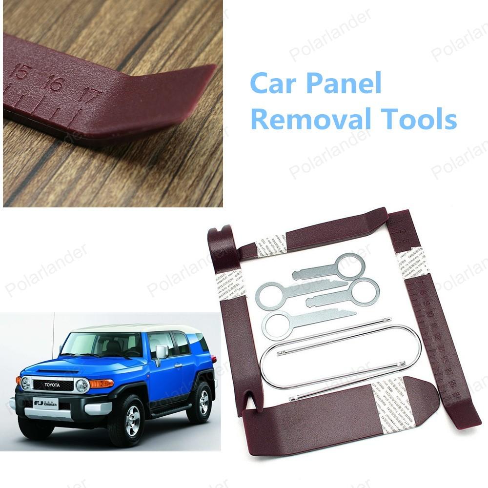 Высокое качество новое поступление автомобиля средство для удаления панели 10 шт./компл. комплект инструментов горячая распродажа