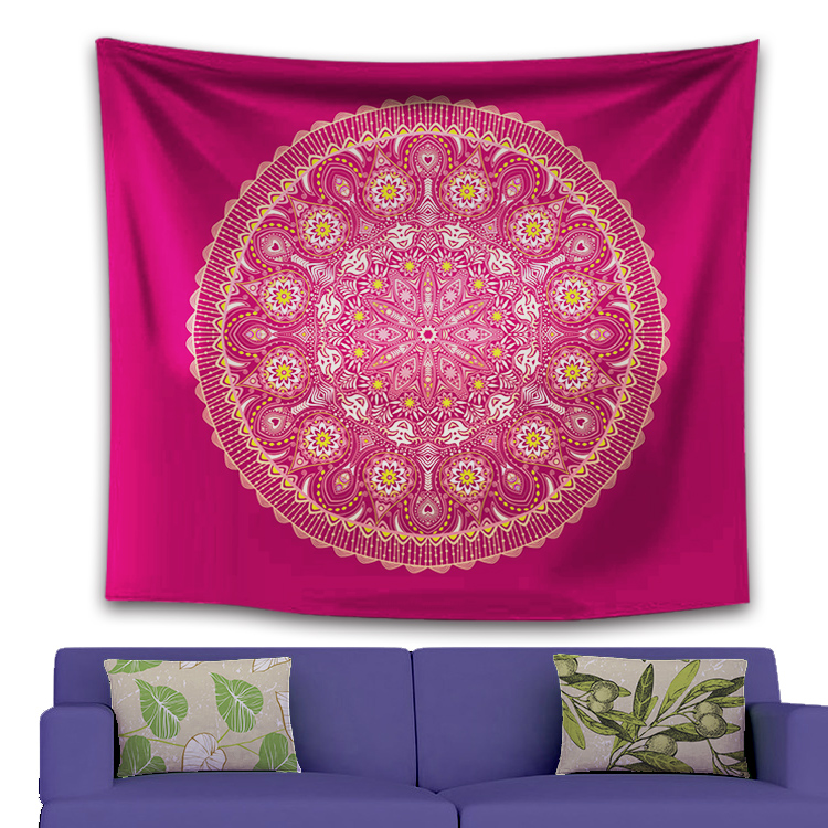 Стильные мягкие коврики для гобелена оптом по низкой цене с собственными изображениями