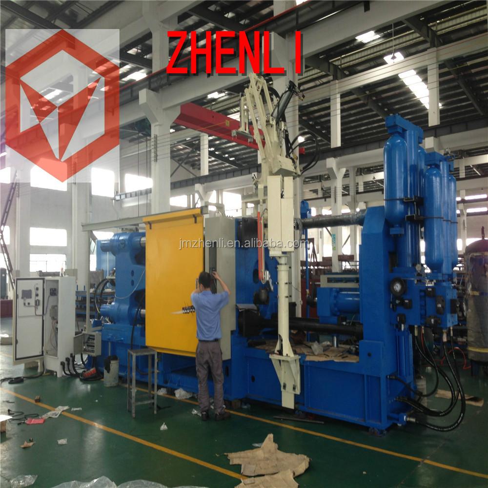 Машина и оборудование для литья под давлением из алюминиевого сплава
