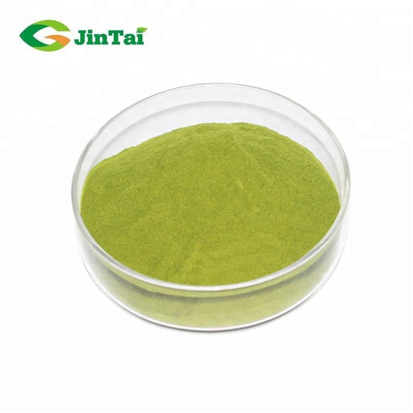 Органический порошок сока шпината