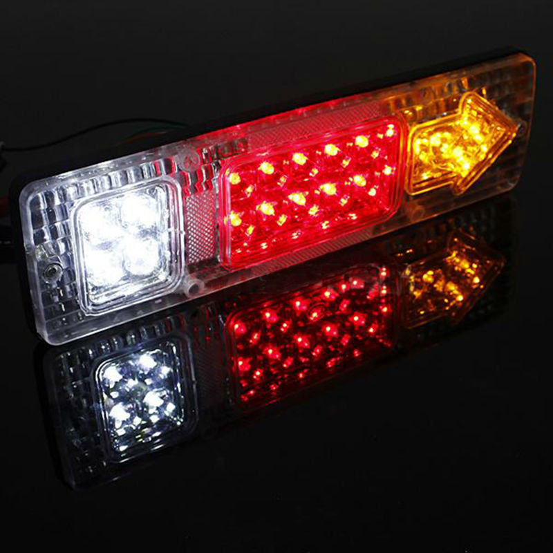 Online Buy Wholesale Led Tail Lights 24v Truck From China
