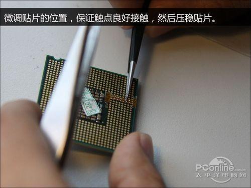 Wholesale- 2 pcs LGA 771 Turn 775 adapter ,771 -775 sticker (lga771 to  lga775) adapter for XEONS CPU X5460 E5450 e5440 x5472 x5482 adapter