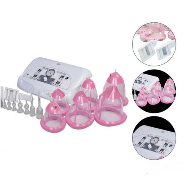 Hot sale ib 8080 breast enlargement therapy vacuum