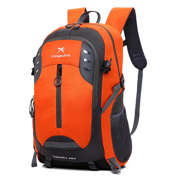 large 40l ultralight sport outdoor camping travel custom hiking backpack china