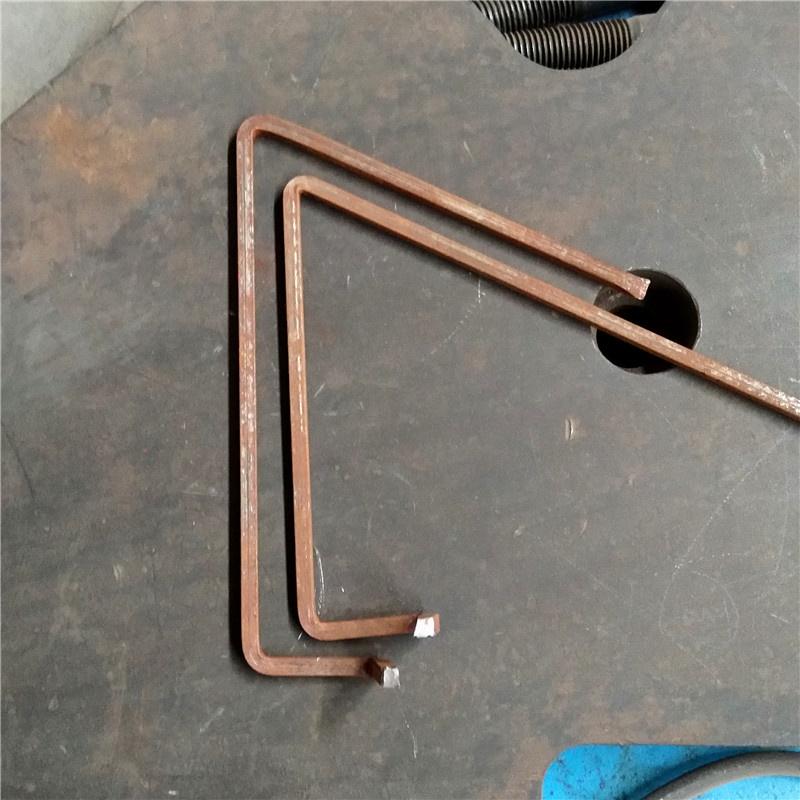 DH-SW.D Blacksmith Hand Steel Bender Universal Manual Metal Bending Tool