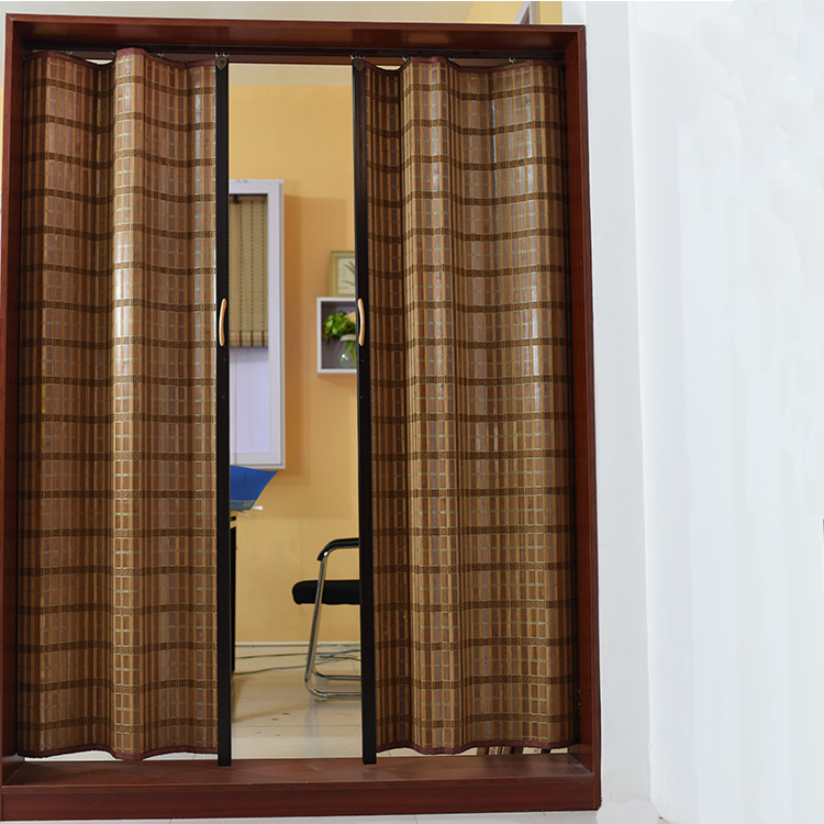 Folding Door Buy Bamboo Closet Doors Bamboo Door Curtain Folding Doors Bamboo Product On Alibaba Com