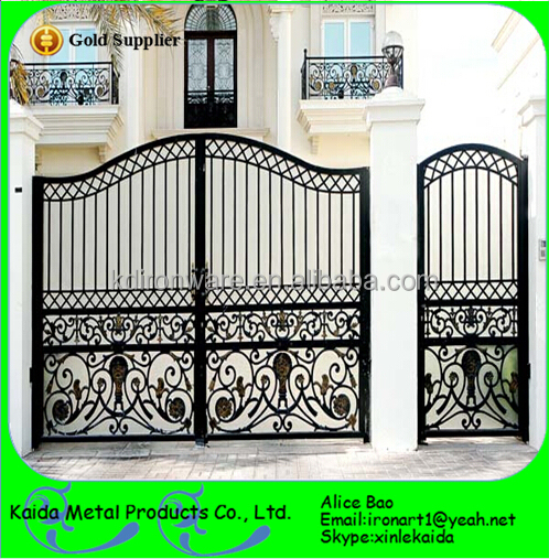 Iron Gate Wrought Iron House Gate Design Buy Wrought