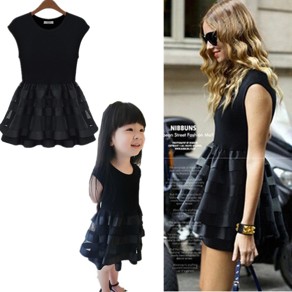 69bcf3148b New Matching Mother Daughter Clothes 2016 Mother Daughter Dresses ...