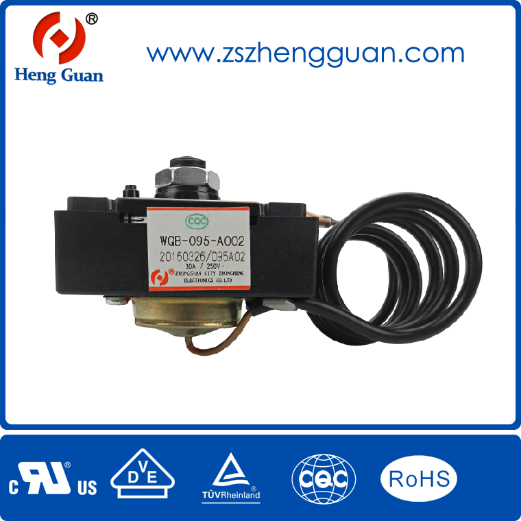 2019 capillary thermostat for Water heater and hot water boiler
