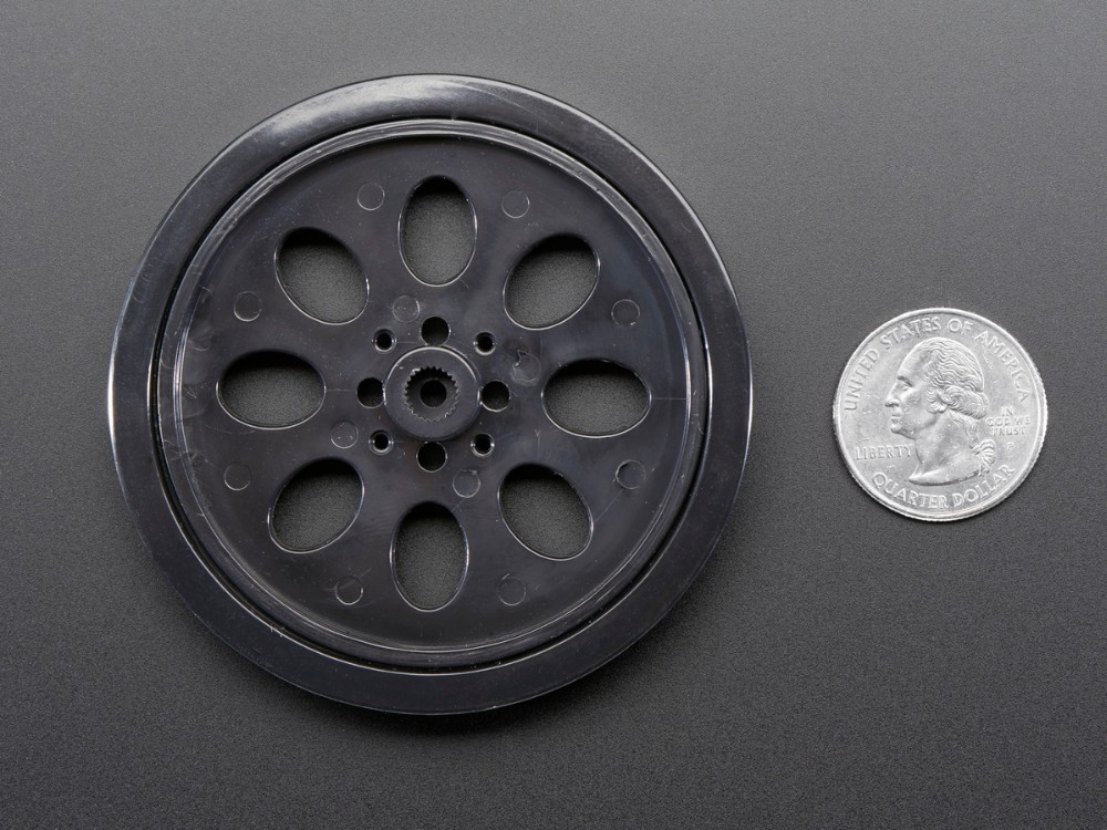 Умное автомобильное роботизированное пластиковое колесо с редукторным двигателем постоянного тока 3-6 в для Arduinos
