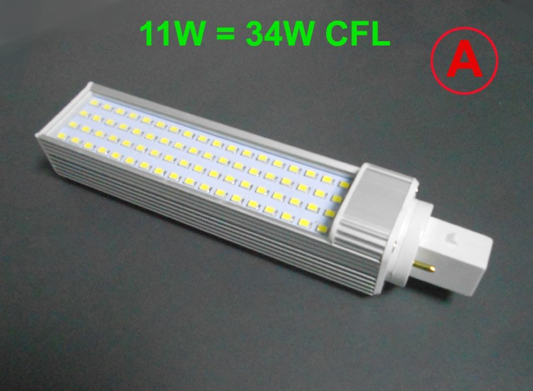 g24 led bulbs 5w 7w 9w 11w 13w led corn bulb lamp light smd 5050 spotlight 180 degree ac85 265v. Black Bedroom Furniture Sets. Home Design Ideas