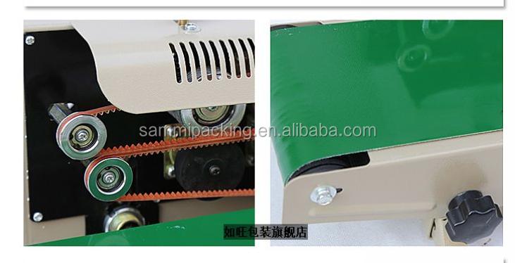 printer machine/plastic sealer machine,tea bag sealer,polyethylene bag heat sealing machine