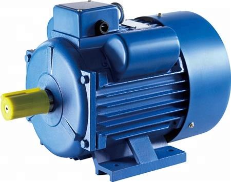 Single phase ac induction motor