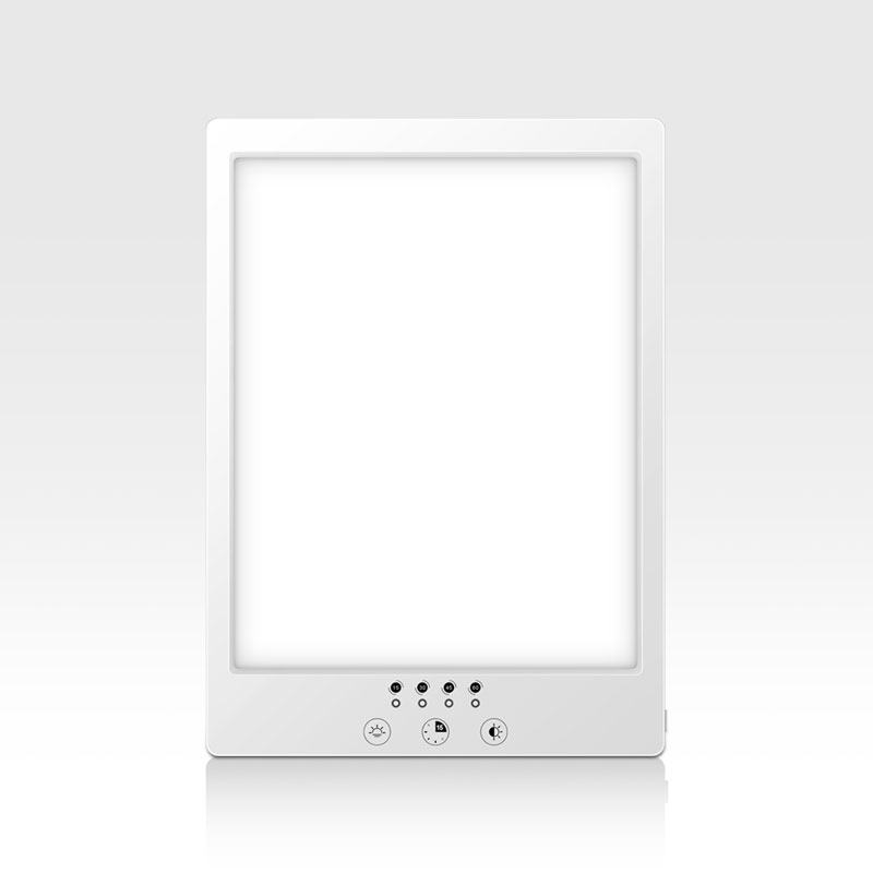 Фирменная Новинка лампа JSK-20 грустно свет Плавная тусклая Максимальная интенсивность 12000lux без мерцания с акриловой панелью, терапии свет