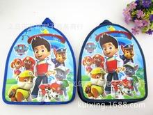 Frozen dog patrol mini children's cartoon schoolbag backpack children snack pack cute little package