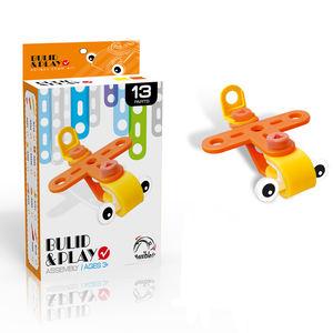 Kid Intelligent 3D Build play crazy toy model for children