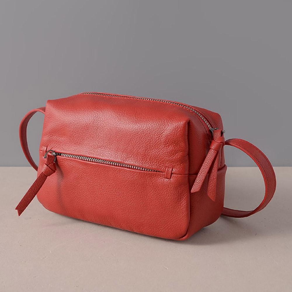 Zency, 100% натуральная кожа, женская сумка-мессенджер, винтажная сумка, высокое качество, сумки на плечо, женская сумка через плечо, Мягкая Повсе...(Китай)