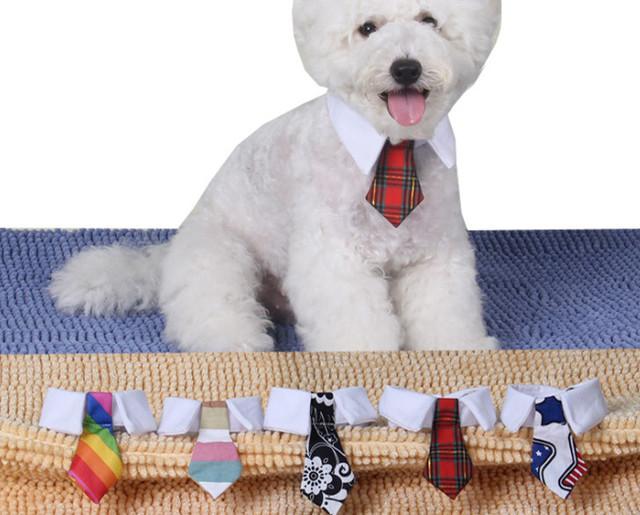 Aliexpress.com : Buy Free Shipping Pet Dog Cat Bow Tie