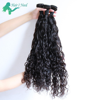 Outre Quality Bebe Curl Water Wave Brazilian Human Hair Extensions