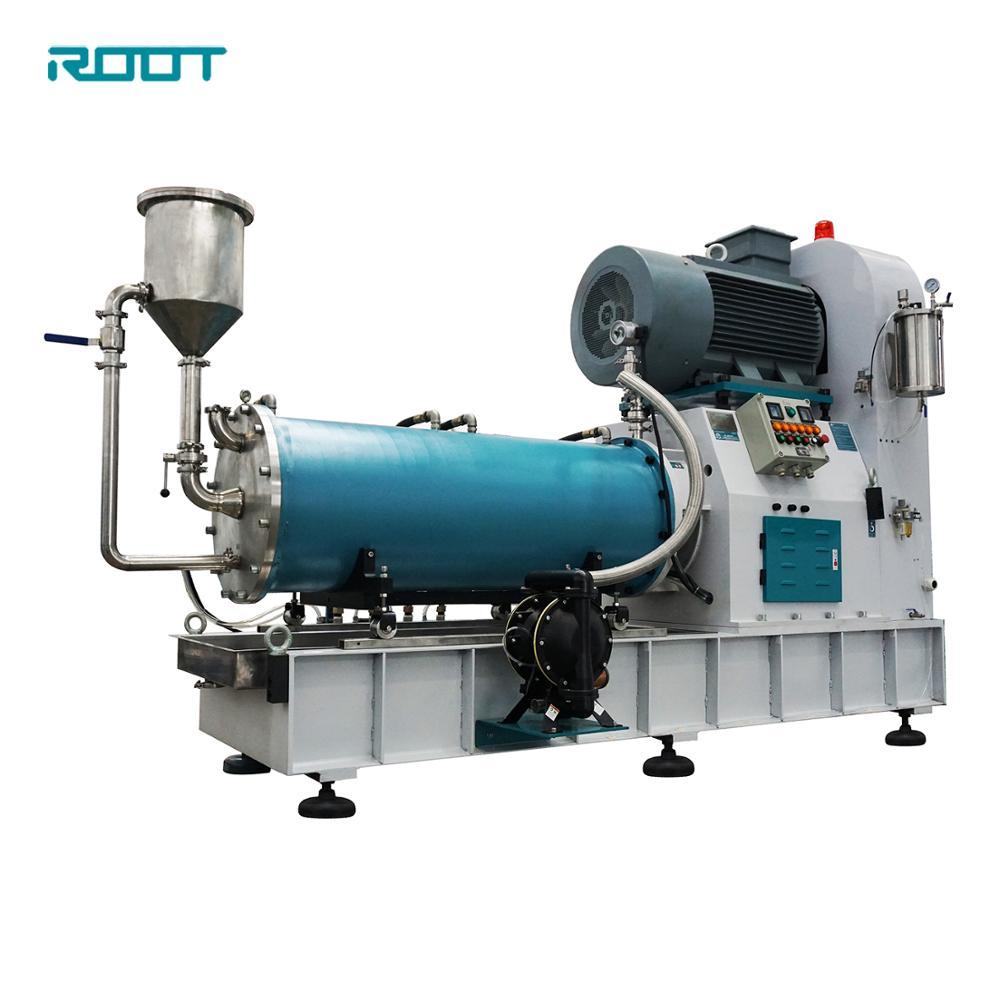 100L Disk Horizontal sand grinding machine