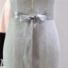 TOPQUEEN S40-4, новинка, в наличии, ремень для свадебной ленты 4 см, ширина 19 цветов, ленты для платья, атласные ленты для свадебных стульев(China)